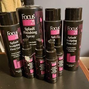 Focus 21 Splash